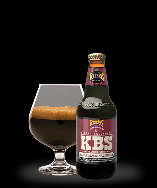 2020 KBS maple mackinac fudge bottle and pour