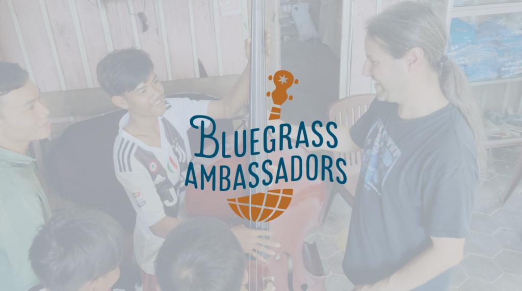 Bluegrass Ambassadors event banner on Facebook