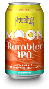 moon rambler ipa can