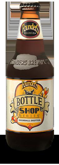 2021 highball drifter bottle