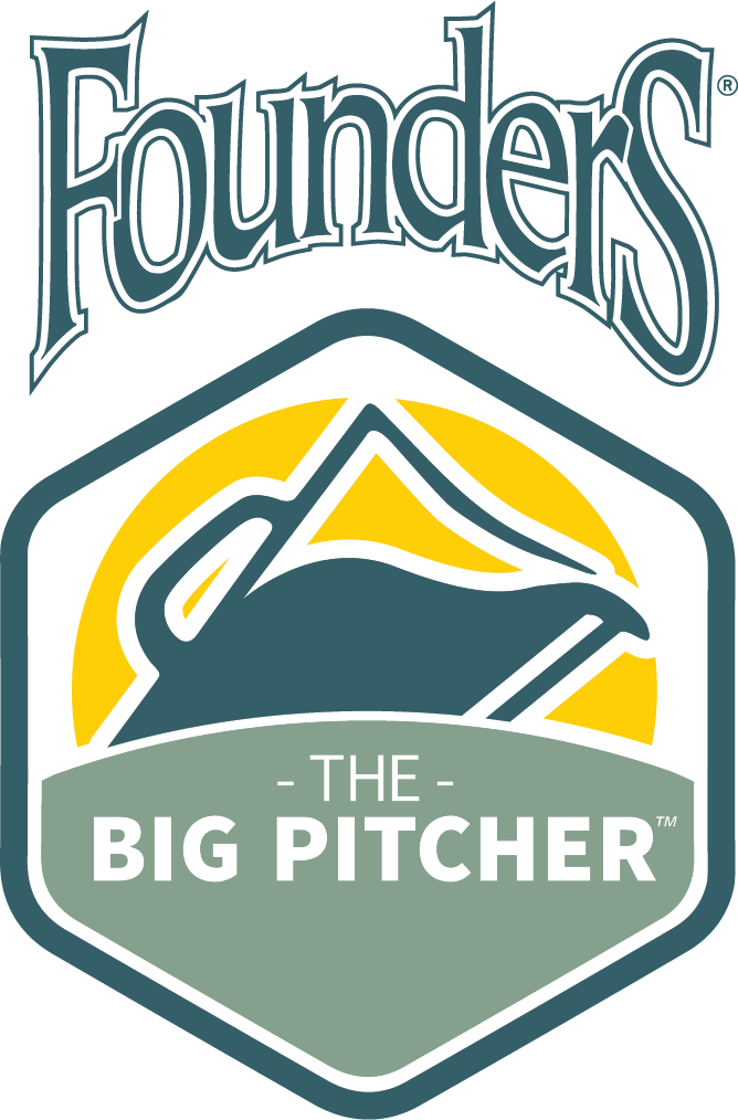 The Big Pitcher Logo