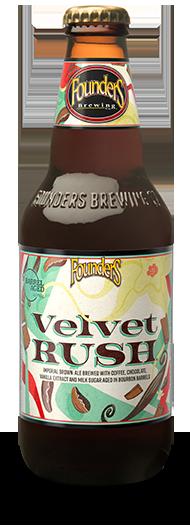 2021 velvet rush lineup 12 oz bottle