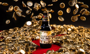 velvet rush announce landscape in gold crowns