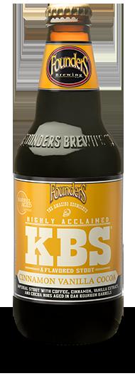 2021 KBS Cinnamon Vanilla Cocoa 12oz bottle