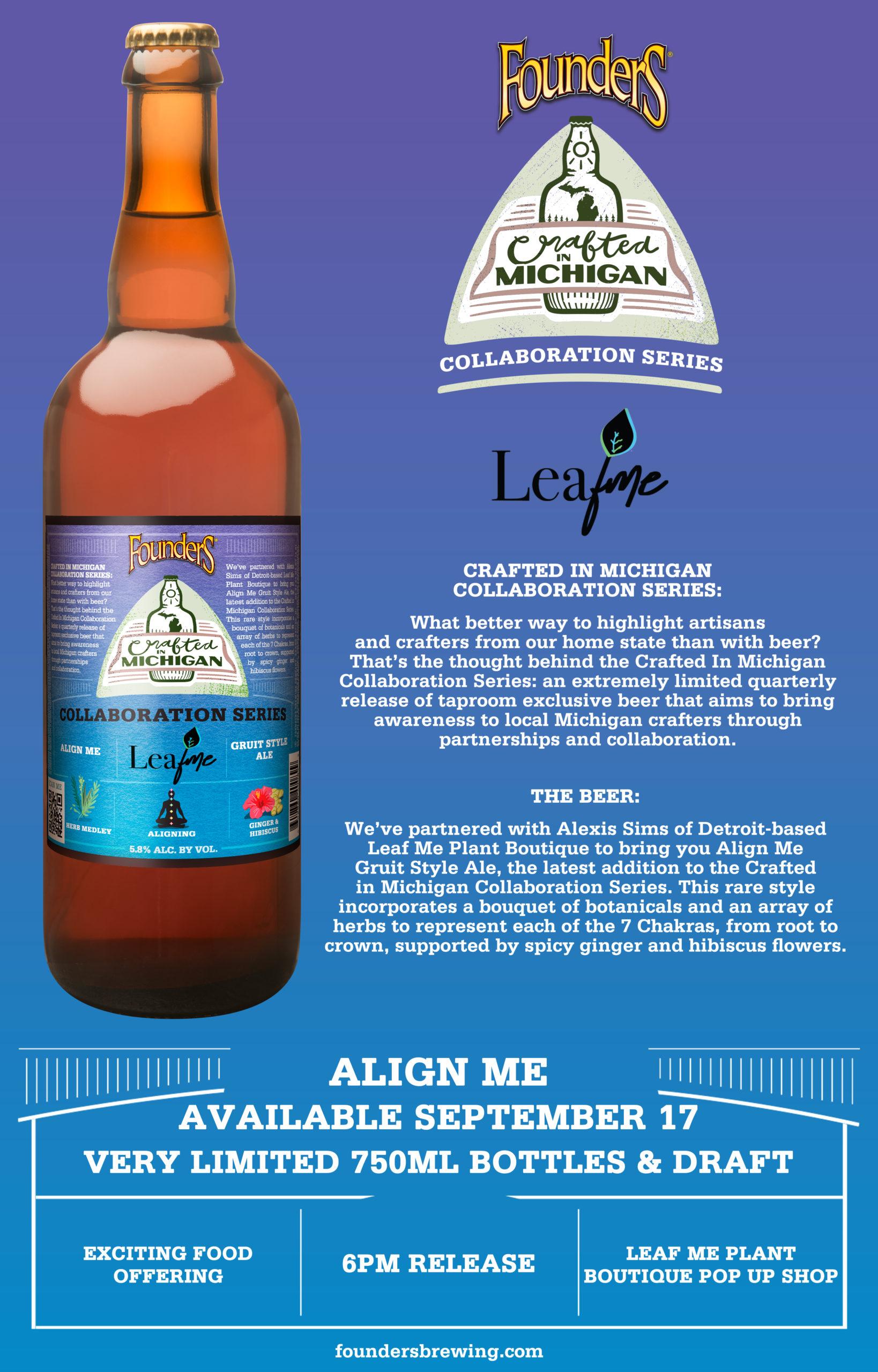 Align Me release September 17 at 6pm
