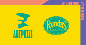 Artprize at Founders Grand Rapids taproom